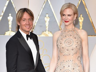 Nicole Kidman Keith Urban Oscars 2017