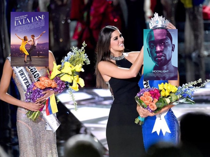 "The internet is beyond shook over the ""Moonlight"" Oscars win"