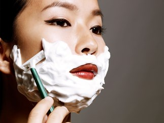 WATCH: Dermaplaning is the most hypnotically satisfying beauty treatment you'll ever see