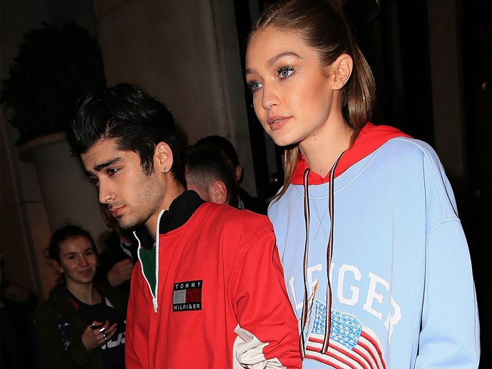 Gigi Hadid just called Zayn Malik the 'love of her life'