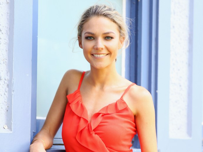 Sam Frost Autumn racing launch