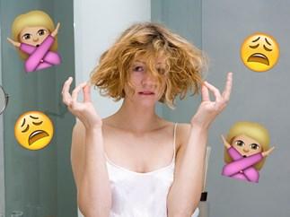 Humidity hair