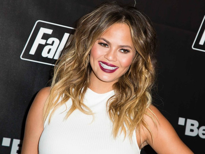 Chrissy Teigen legit went to a club and traded outfits with a stripper