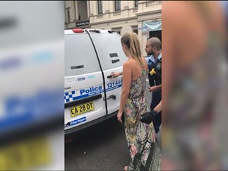 Turns out the woman who stole the Camilla kaftans was the wife of an ex-Socceroo