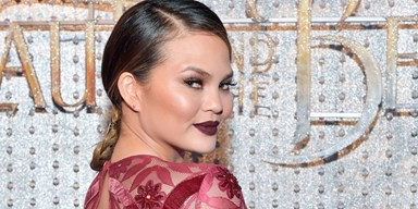Chrissy Teigen does not have time for your mummy-shaming