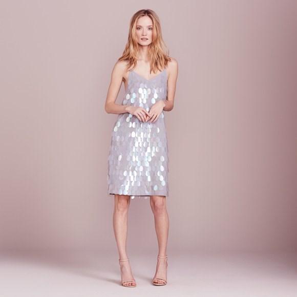 [LC Lauren Conrad Dress Up Shop Collection Paillette Shift Dress, $60.00.](https://www.kohls.com/product/prd-2804562/lc-lauren-conrad-dress-up-shop-collection-paillette-shift-dress-womens.jsp?color=Marshmallow&prdPV=11)
