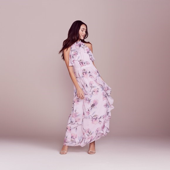[LC Lauren Conrad Dress Up Shop Collection Floral Ruffle Halter Dress, $67.50.](https://www.kohls.com/product/prd-2776607/lc-lauren-conrad-dress-up-shop-collection-floral-ruffle-halter-dress-womens.jsp?pfm=rrrecs-pdp-gtab1)