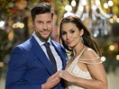 Snezana Markoski from 'The Bachelor' shares a sneak peek of her wedding dress