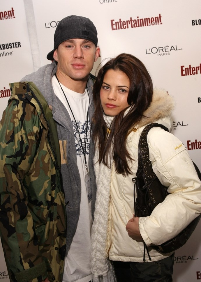 **January 2006**  The pair looked cosy at the Sundance Film Festival, amid speculation at the time they were dating.