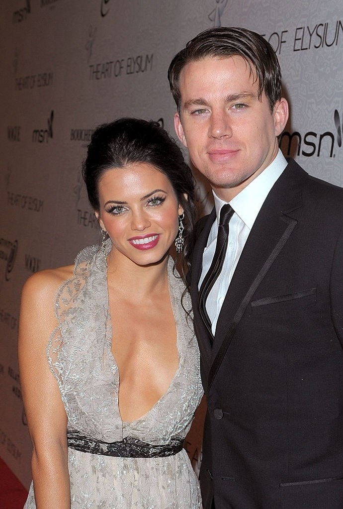 **January 2010**  The pair look glam at the Art of Elysium's 3rd Annual Black Tie Charity Gala.