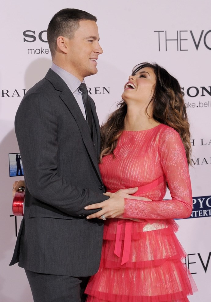 **February 2012**  More Channing Tatum movies means more film premieres - this time for *The Vow* in February 2012, followed by *21 Jump Street* in March.