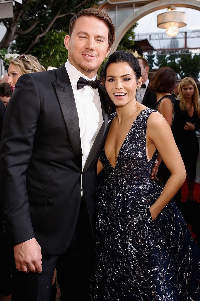 **January 2016**  Not one to miss out on an award ceremony, the pair were pictured on the Golden Globes red carpet looking lovely as usual.