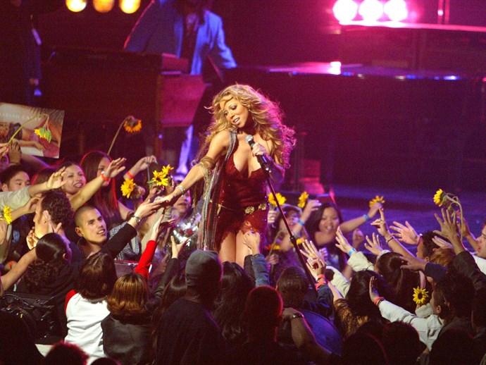 If you follow Mariah Carey, then you're a **Lamb.** (Like, er, the lambs of God.)