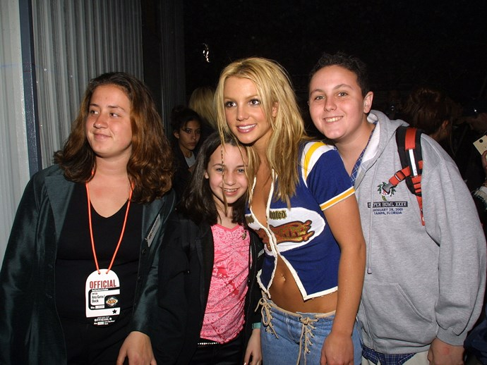 Britney Spears fans are called the **Britney Army.**