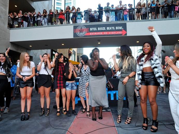 Fifth Harmony followers are called **Harmonizers.**