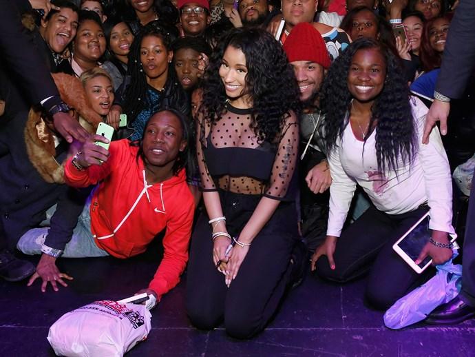 Nicki Minaj's fans are called **Barbies**, or sometimes **Barbz.**
