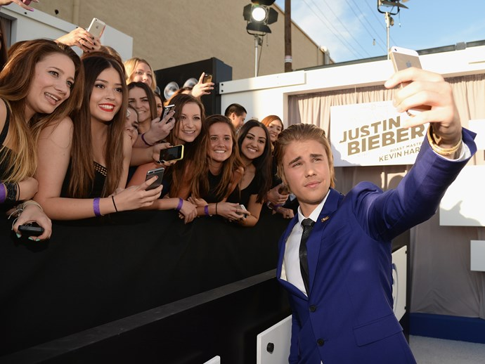 Of course, Justin Bieber's fans are called **Beliebers**.