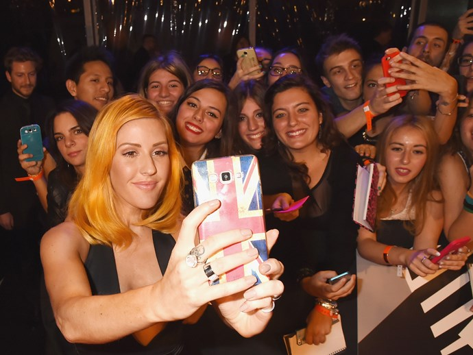 Ellie Goulding's fans are creatively called **Goulddiggers**.