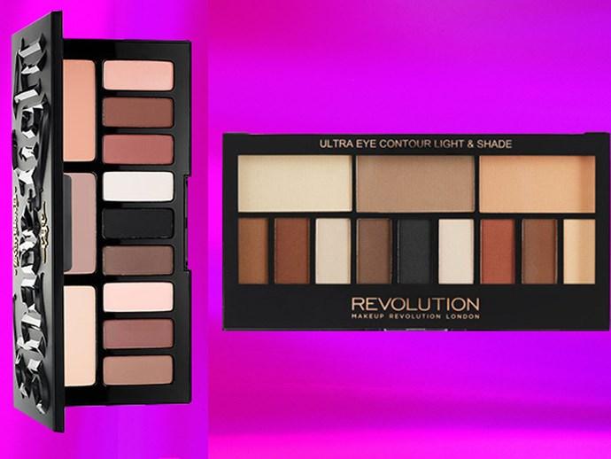 Copied Cosmetic Palette features Kat Von D makeup