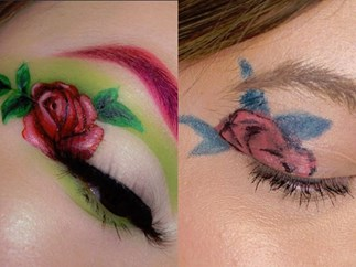 'Beauty and the Beast' eyeliner is now a thing and we tried it