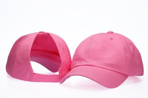 """Meet the ['Spony'](https://spony.com/ target=""""_blank"""" rel=""""nofollow""""). Looks like a normal cap only this one's got a huge ass HOLE in the back. Why on *earth* would someone do that, you ask? Um, apparently to fit a top knot out the back. While the idea might *sound* clever at first, dare we ask what this looks like if you chose to go hair out one day? No need, we already know the answer: like utter shite."""