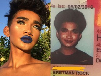PSA: You might want to tone down the highlighter for your driver's licence pic
