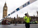 Celebrities send their support to London after devastating attack on UK Parliament