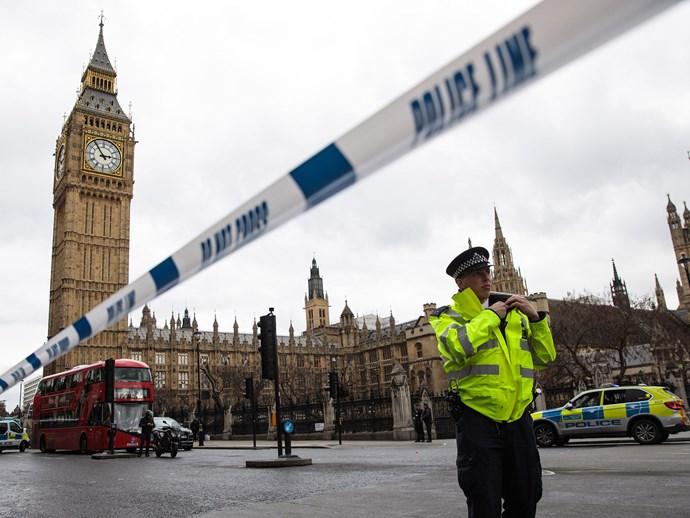 London Terror Attack March 2017