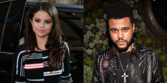 Selena Gomez and The Weeknd in Colombia are so cute it's almost painful