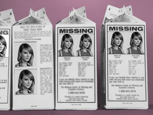People seriously think Taylor Swift is missing