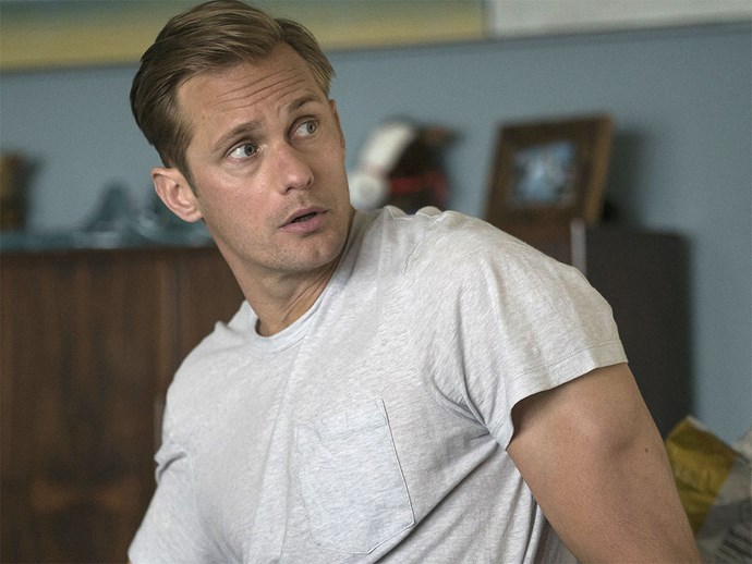 Alexander Skarsgard in Big Little Lies.