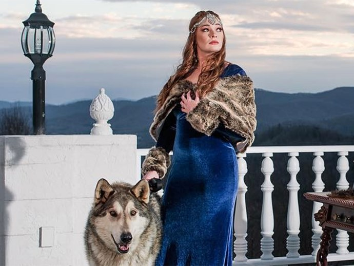 This 'Game of Thrones' themed wedding shoot is giving us LIFE