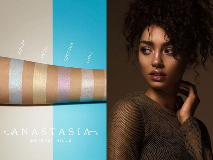Anastasia Beverly Hills just launched the highlighting palette to end all highlighting palettes