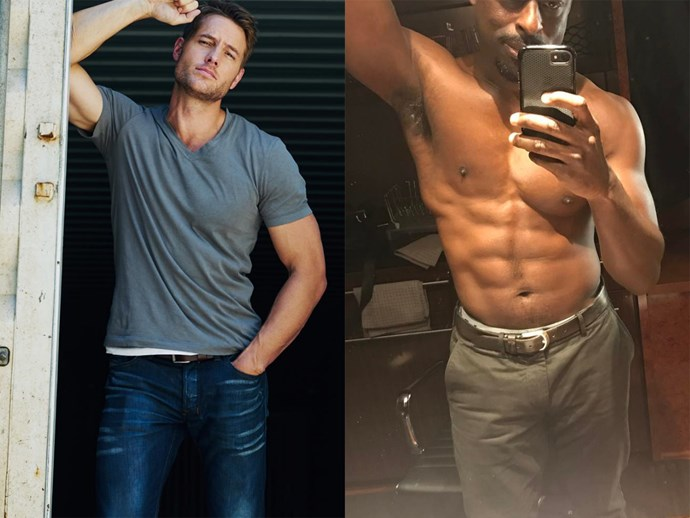 Just 12 really hot photos of the men from 'This Is Us'