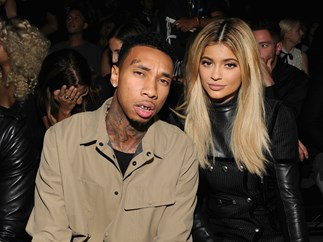 Blac Chyna chews out Kylie Jenner's BF Tyga on Snapchat over child support