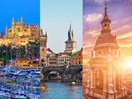 The 10 cheapest European destinations for a city break