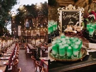 harry potter wedding