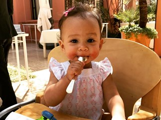 Chrissy Teigen and John Legend daughter Luna