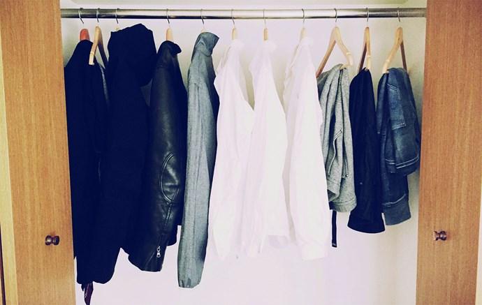 "Sasaki advises those who wish to pursue a minimalist lifestyle to ""find your unique uniform."""