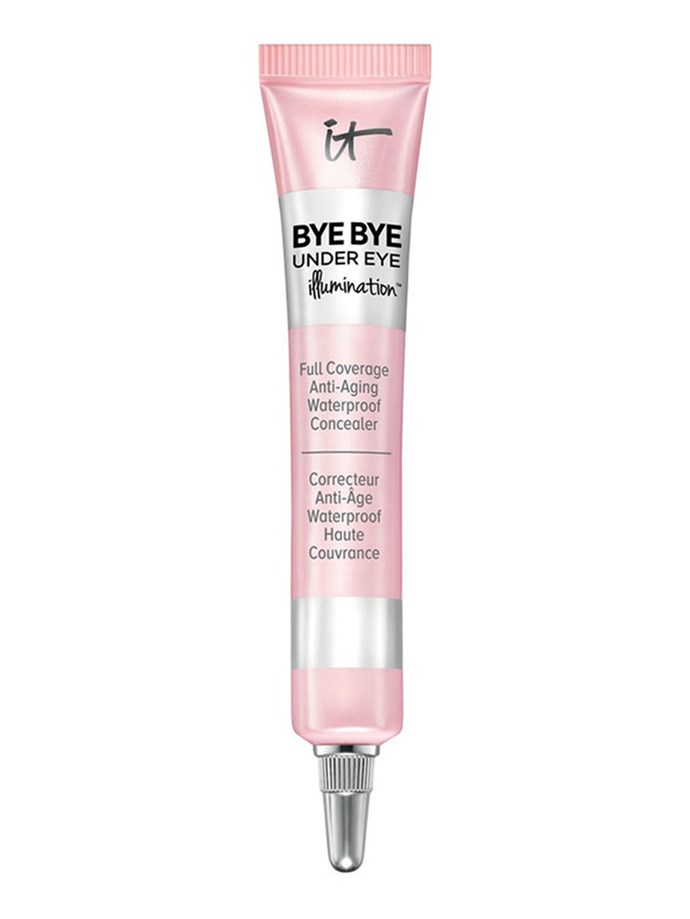 "**The third top seller on Sephora.com.au**  It Cosmetics Bye Bye Under Eye Illumination Anti-Aging Concealer, $42, at [Sephora](https://www.sephora.com.au/products/it-cosmetics-bye-bye-under-eye-illumination-anti-aging-concealer|target=""_blank""