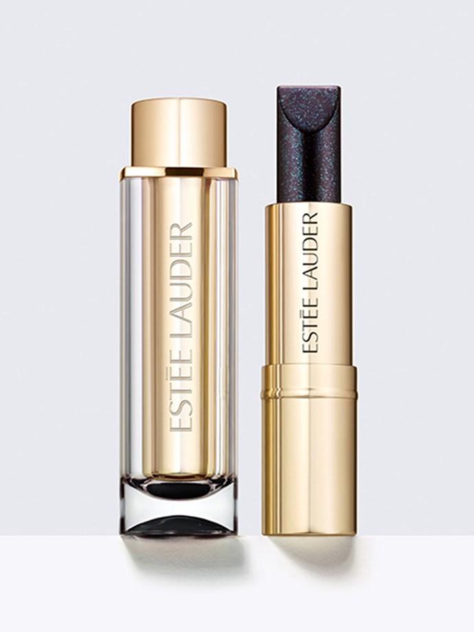 "Estee Lauder Pure Color Love Lipstick in Moon Rock, $36, at [Estee Lauder](https://www.esteelauder.com.au/product/631/46704/product-catalog/makeup/pure-color-love/lipstick|target=""_blank""|rel=""nofollow"")"