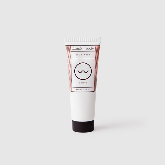 """[Frank Glow Mask](https://au.frankbody.com/products/glow-mask