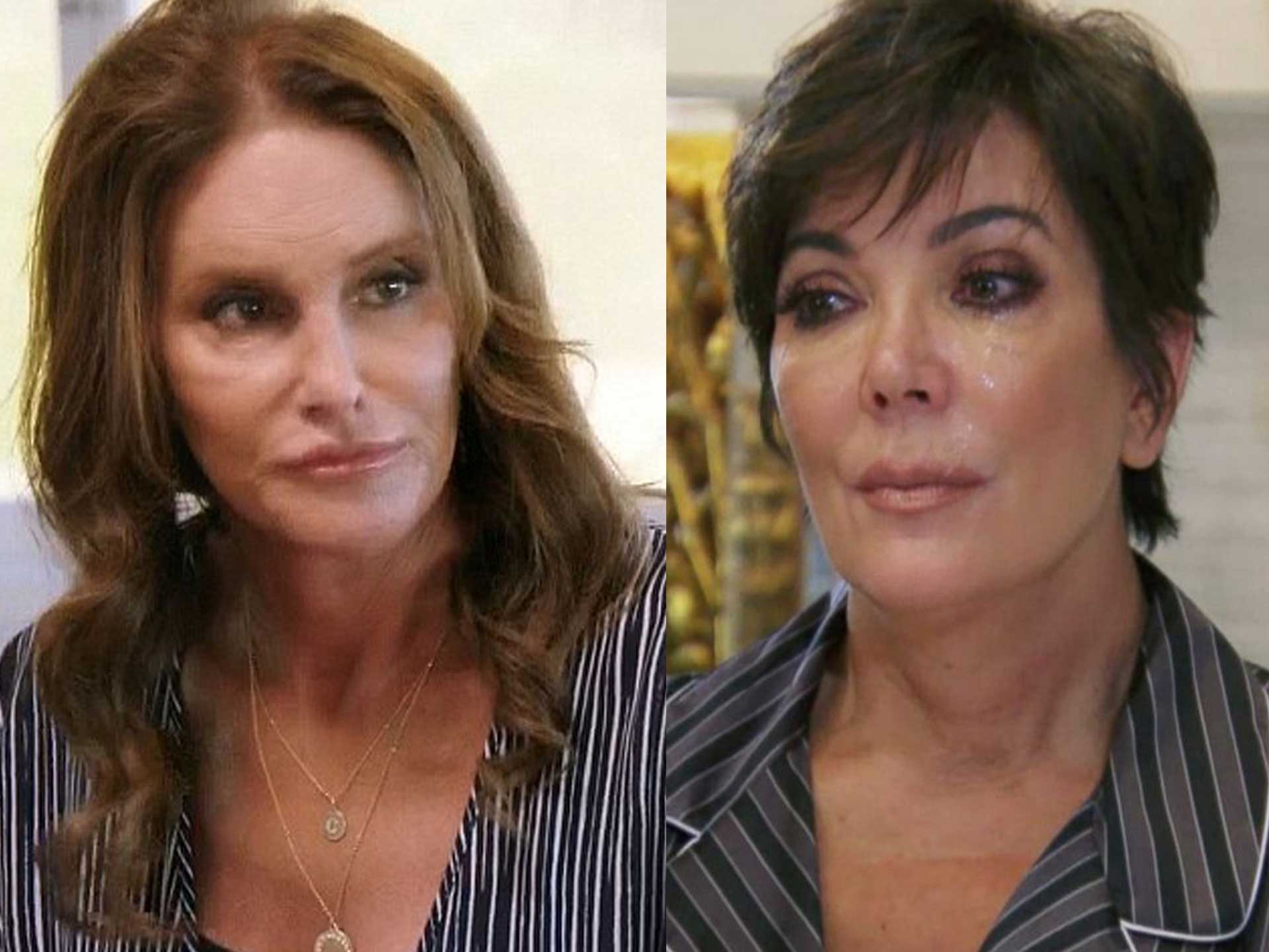 Caitlyn's book is all made up: Kris Jenner