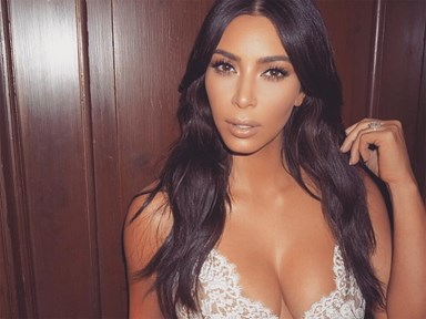 Kim Kardashian compared herself to Mother Mary and fans are NOT HAVING IT