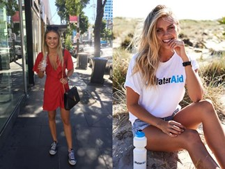 Aussie model Elyse Knowles only drank water for a month, here's why