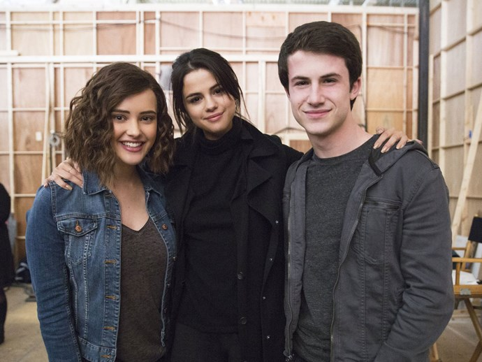 Selena Gomez made a '13 Reasons Why' lyrics video and it'll break your heart