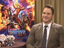Cosmo chats to Chris Pratt, Zoe Saldana and Dave Bautista from 'Guardians of the Galaxy Vol. 2'