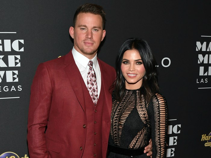Jenna Dewan Tatum's version of how she and Channing got together is saucier than his story