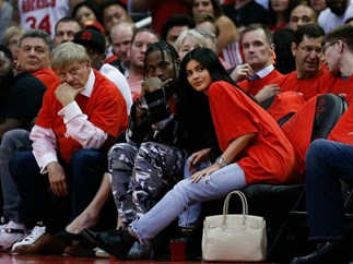 Did Kylie Jenner and Travis Scott just go public with their relationship?
