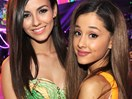 This old clip of Victoria Justice and Ariana Grande getting petty is now a hilarious meme